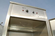 California Stainless Mfg Storage-Drying Dryer Wet Film Steel Cabinet Smoker