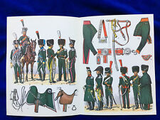 L'Armee Francaise: Chasseurs a Cheval Officers  planche #49 Rousselot in USA