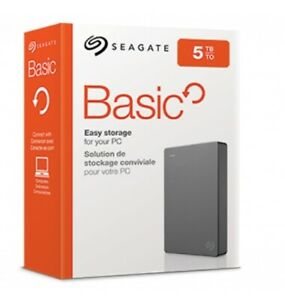 HARD DISK ESTERNO SEAGATE 2,5 USB 3.0 AUTOALIMENTATO 5TB 5000GB STJL5000400
