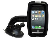 NEW Pyle PSIC55 iPhone iPod Waterproof Case W/ Headphone Jack W/ Car Mount