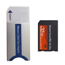 Memory Stick Pro Duo Adapter Kunststoffgehäuse Kompatibilität mit Allen