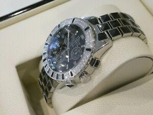Dior Christal Chronograph Diamonds 38mm Quartz Watch