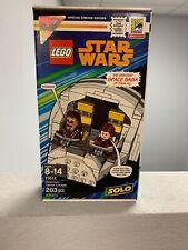 SDCC Comic Con 2018 Lego Star Wars Solo Millennium Falcon Cockpit 75512