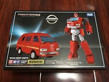 COLLECTOR GRADE TAKARA TOMY Transformers Masterpiece MP-37 IRONHIDE G1 US SELLER
