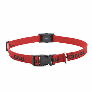 Bioflow Magnetic Therapy Dog Collar Red - From Bioflow Direct