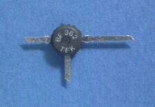 10 x bf362 transistor NPN UHF 0,8 GHz TFK + + + pacco 10-er + + +
