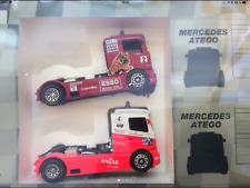 Slot Circuito Camiones Fly Mercedes Truck Cup