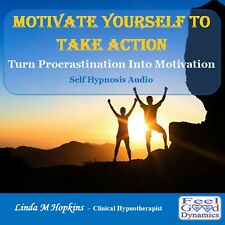 Motivate Yourself to Take Action CD -  Motivation CD - Meditation / Hypnosis CD