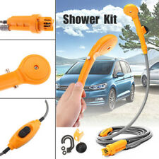 Outdoor Wireless Portable USB Rechargeable Shower Water Pump Camp Hiking Car TW