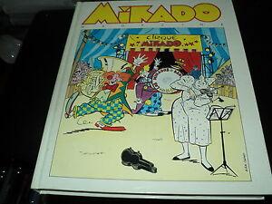 "RARE! ALBUM COMPLET ""MIKADO MAGAZINE - VOLUME 5"" - 1985-1986 / enfants"