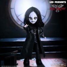 """Mezco Toyz 99611 10"""" The Crow Collection Figure Model Gift"""