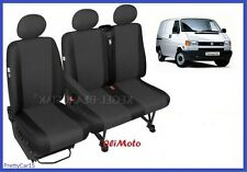 Tailored Seat Covers For VW TRANSPORTER T4 Single & Double 2+1 (G)
