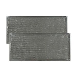 (2 Pack) Compatible For Samsung AP4221824 DE63-00196A Microwave Grease Filters