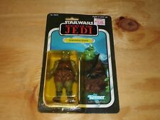 Star Wars Vintage 1983 Gamorrean Guard  Return Of The Jedi 65 back MOSC MACAU