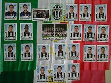 Calciatori 2012 2013 panini Juventus completo
