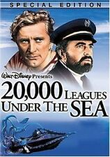 20,000 Leagues Under the Sea (2003) DVD NEW