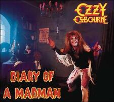 Diary of a Madman by Ozzy Osbourne (John Michael Osbourne) (Vinyl, May-2011,...
