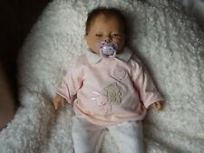 Puppe Rebornbaby  Mädchen    (von Antonio Juan)