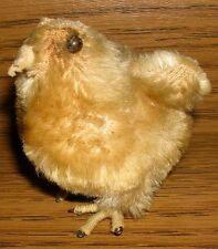 Steiff Vorkrieg prewar Kücken gelb chick 1924-1933