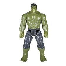 Marvel Avengers Infinity War TITAN Hero Series Hulk With Power FX Port Figure