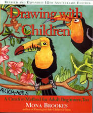 Drawing with Children by Mona Brookes (Paperback, 1996)