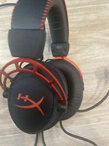 HyperX Cloud II Gaming Headset 7.1 Virtual PC/PS4/XBOX (RED) - GREAT CONDITION