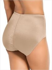 "L LARGE to40"" NUDE BUTT BOOSTER PANTY GIRDLE CONTROL BRIEF PADDED BOOTY ENHANCER"