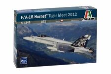 ITALERI 1347 1/72 F/A-18 Hornet Tiger Meet 2012