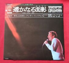 Disques vinyles singles Andy Williams