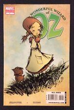 WONDERFUL WIZARD OF OZ #1 Comic Book 2nd Printing Variant SKOTTIE YOUNG 2009 NM