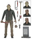 """NECA Friday the 13th Part 4 (IV) Final Chapter JASON VOORHEES 7"""" Ultimate Figure"""