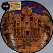 Status Quo In Search of the Fourth Chord Limited Edition Numbered Pic Disc LP