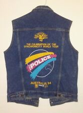 1984 Australian Police Tour Vest