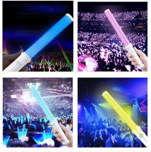 Performance Glow Sticks (15 Colors) Super Bright Light Stick Birthday Rave Party