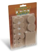 Slipstick CB071 Self Stick Furniture Felt Pads (37 Piece Variety Pack) Heavy