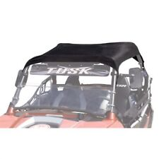 POLARIS RANGER RZR S 800 LE 2011–2012 Tusk UTV Fabric Roof Black Top 1680 nylon