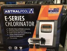 E25 Box And Electrode ASTRAL Salt Chlorinator Returned item One only new in box.