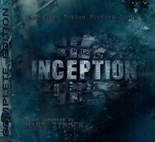 Inception - 2 x CD Expanded Score - Limited 1000 - Hans Zimmer