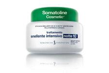 SOMATOLINE Cosmetic Trattamento Snellente Intensivo Notte 10 drenante form rapid