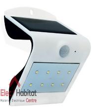 Projecteur LED solaire 1.5W avec détection de mouvement Matel MLESS015