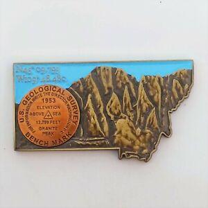 Montana 2008 Geocoin - AG - Nicht Aktiviert