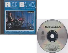 ROCK BALLADS Vertigo 1991 Germany All Silver Edition Import CD Magnum Doro RARE