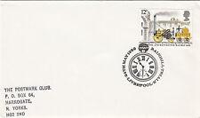 (33788) GB GIOCO copertura treni rainhill processi-LIVERPOOL 4 Maggio 1980