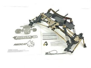 NEW: Redcat Racing EVEREST-10 1/10 Scale 4wd RC Rock Crawler Roller Slider!