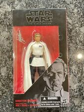 DIRECTOR KRENNIC Rogue One A Star Wars Story Black Series #27 6? Action Figure