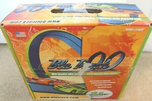 New--Blu Track 18 Foot Starter Pack Race Track--FREE SHIPPING!
