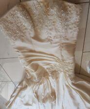 Prinzessinen Brautkleid Hochzeitskleid Gr. 40-42
