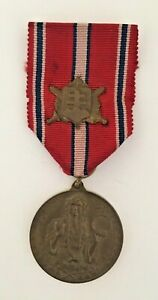 Slovak Medal for Loyalty and Defence, Slovakia, 1918 - 1938