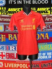 5/5 Liverpool adults XL 2013 football shirt jersey trikot soccer .