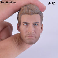 "Jake Gyllenhaal 1/6 Scale A02 Male PVC Head Sculpt for 12"" Body Action Figure"